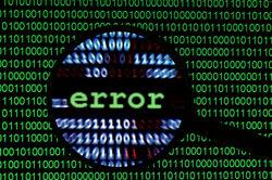 Prüfsummenfehler tauchen ggf. nach der Datenübertragung auf.