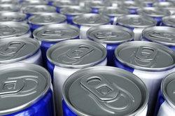 Taurin ist eine beliebte Zutat in Energydrinks