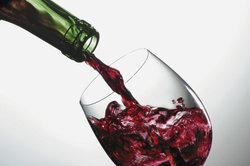 Wie viele Promille haben Sie wohl nach dem Genuss dieses Glases Weins?