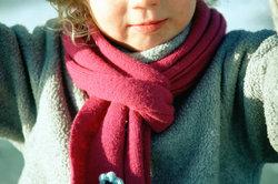 Kleidung aus Fleece soll natürlich so lange wie möglich schön weich bleiben.
