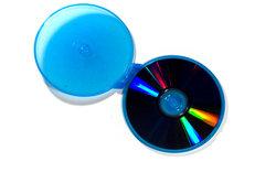 Mit dem Blu-Ray-Player können Sie Daten sichern und Filme anschauen.