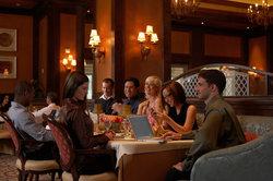 Viele Restaurants haben an Feiertagen geöffnet.