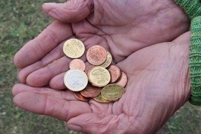 Erwartete Rentenentwicklung bis 2050 negativ