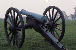 In einer letzten Schlacht brachten militärische Truppen die Revolution 1848/49 zum Erliegen.