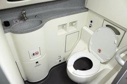 Diese Bordtoiletten werden speziell entsorgt.