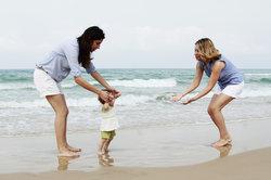 Auch lesbische Frauen können eine Familie gründen.