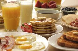 Verschenken Sie doch einmal einen Gutschein für ein echtes Schlemmerfrühstück.