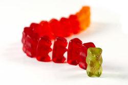 Mit den Glückswochen steigert Haribo auch den Umsatz der Gummibärchen.