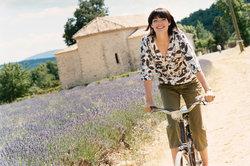 Eine Fahrradtour durch Frankreich ist ein Traum vieler Leute.