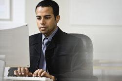 Ihr Desktop-Hintergrund am Arbeitsplatz sollte sensibel gewählt werden.