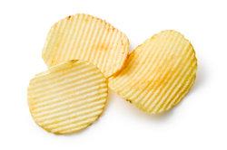 Salzige Chips können sehr durstig machen.