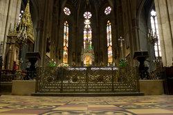 Die katholische Kirche lehnte eine Reformation der Kirchenverfassung ab.