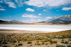 Salzseen gibt es viele auf der Welt - auch im Frankenland.