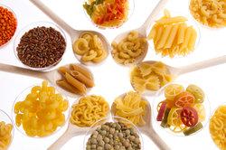 Kohlenhydrate kommen in vielen unterschiedlichen Lebensmitteln vor.
