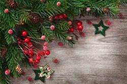 Die Weihnachtszeit ist offiziell erst zu Maria Lichtmess zu Ende.