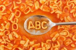 Bei der Rechtschreibung kommt es oft auf Groß- und Kleinbuchstaben an.