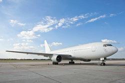 Auch für Flugzeugtreibstoff braucht man Alkane
