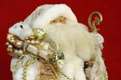 """Für einige Amerikaner ist der Nikolaus der """"echte Santa Claus""""."""