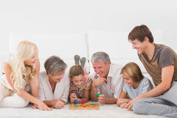 Spielen Sie mit der ganzen Familie.