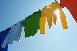 Schlecht riechende Wäsche ist ein großes Ärgernis.