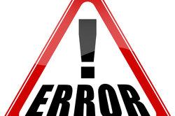 Manche Windowsfehler hängen mit Hardwareproblemen zusammen.