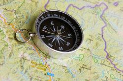 Navigieren Sie mit Kompass und Karte? - Wie wäre es mit einem TomTom?