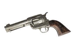 Im Superperforator-Lied von Michael Herbig wird Werbung für eine Schusswaffe gemacht.