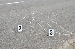 Wie viele Morde es in Deutschland pro Tag ergibt, verrät die Polizeiliches Kriminalstatistik.