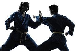 Kampfsport-Wettkämpfe können brutal sein!