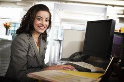 Als Kauffrau für Bürokommunikation sind Sie ein Organisationstalent.