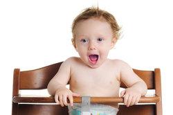 Auch schon die Kleinsten wissen Bequemlichkeit beim Sitzen zu schätzen.