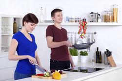 Das Kochen mit Induktion ist effizient und macht darüber hinaus auch noch Spaß.