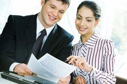Ein Businessplan sollte professionell erstellt werden.