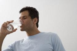 Wasser ist ein natürlicher Blutverdünner.