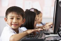 Die meisten Tastaturkürzel kann jedes Kind verwenden.