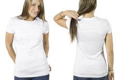 Gerade weiße Hemden oder T-Shirts sind sehr empfindlich.
