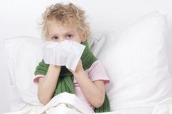 Viele Kinder haben Probleme mit entzündeten und vergrößerten Polypen.
