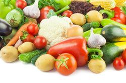 Mit dem Verzehr von Gemüse können Sie schnell abnehmen.