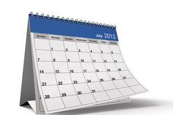 Die ermäßigte Mehrwertsteuer gilt nicht für Kalender.