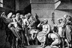 Die Griechen waren maßgeblich an der Entstehung westlicher Philosophie beteiligt.
