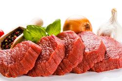 Kalbfleisch ist zart.