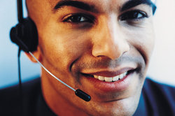 Ein Job mit intensivem Kundenkontakt - Service wird großgeschrieben