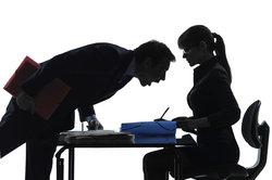 Sexismus ist im Arbeitsleben weit verbreitet.