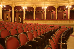 Bei Woyzeck handelt es sich um ein Stück für die Theaterbühne.