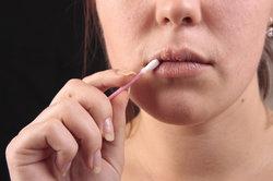 Herpes entsteht nicht nur an den Lippen.
