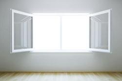 Neue Fenster sind umweltfreundlich weil sie eine gute Abdichtung haben.