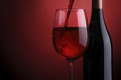 Geöffneten Rotwein sollten Sie innerhalb weniger Tage trinken.