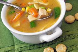 Die richtigen Suppen helfen beim Abnehmen.