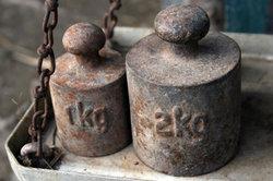 Ohne das Urkilogramm würden Gewichte immer unterschiedlich ausfallen.