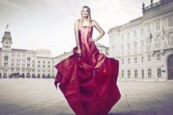 Bekanntestes Modemagazin Vogue lebt von anspruchsvollen Fotostrecken.